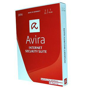 Avira Internet Security 2017 for 1 User