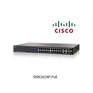 Cisco SG92 24 Port QoS Unmanaged Ethernet Switch