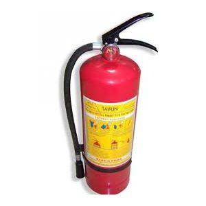 Taifun ABC 5KG Extinguisher with Wall Bracket