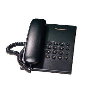 Panasonic KX TS500 Wall Mountable Telephone Set