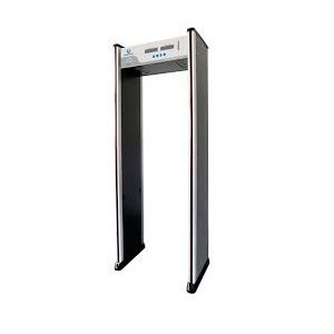 Uniqscan UB600 18 Zone Walk Through Archway Metal Detector