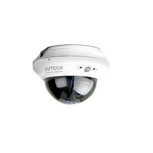 Avtech IR Dome Camera AVC 163 CCD Sensor 700TVL Resolution