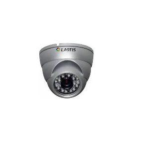 LCIR 3E1305 700TVL Outdoor IR 3 Axis Dome Security Camera