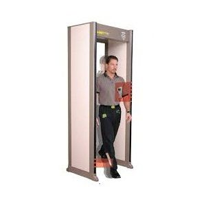 Garrett PD 6500i 33 Zone Walk Through Metal Detector Gate