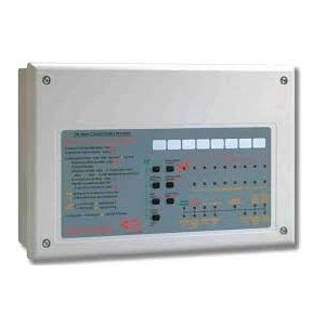 Conventional Fire Control Panel 16 Zone Safety System