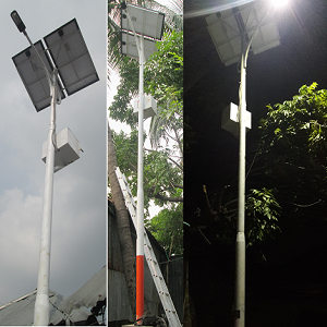 Ensysco 30 watt Solar Street Light
