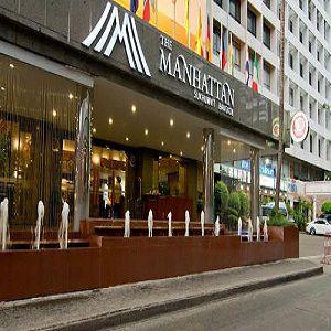 Manhattan 3 Star Triple Bed Luxury Hotel Booking in Bangkok
