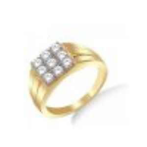 Gents Multi Stone Ring 16011160002