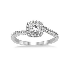 Ladies Solitaire Ring 15020790003