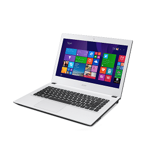 Acer Aspire Laptop E5 473 Core i5 5th Gen. 5200U White