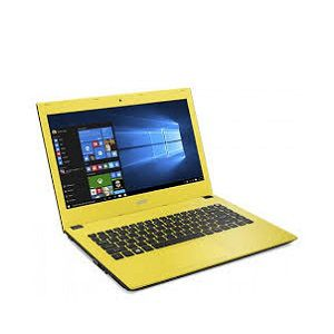 Acer Aspire Laptop E5 474 Core i5 6200U Yellow