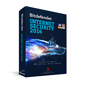 Bitdefender Internet Security Student 2016 Edition Single User