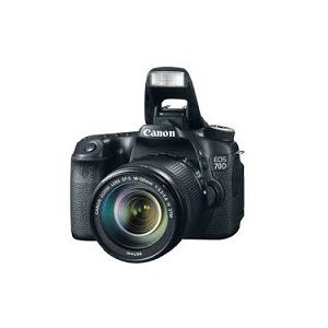 Canon EOS 70D DSLR Camera with 18 135mm IS STM Lens