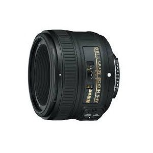 Nikon 50mm f 1.8G AF S Nikkor FX Fixed Focus Prime Lens
