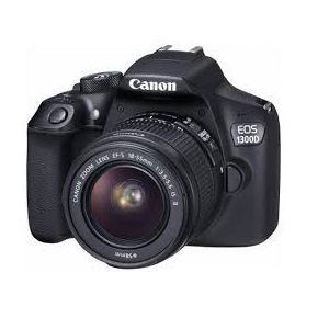 Canon EOS 1300D 18MP DIGIC 4 Plus Budget DSLR Camera