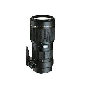 Tamron 70 200mm f 2.8 Di LD IF Macro AF Camera Lens