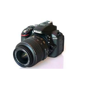 Nikon D5300 24.2MP CMOS WiFi and GPS Digital SLR Camera