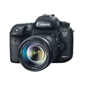 Canon EOS 7D Mark 2 DSLR Camera 18 135 IS STM Lens