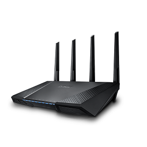 Asus RT AC87U Dual Band Gigabit 2334Mbps Wireless Router