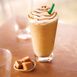 Caramel Cold Coffee