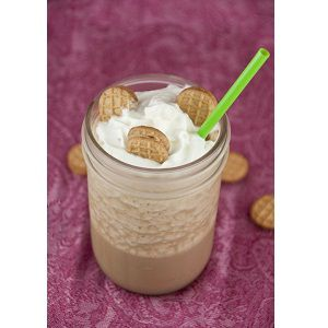 Peanut Cold Coffee