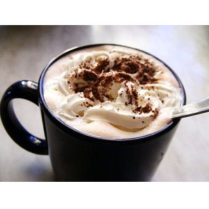 Chocolate Hot Coffee