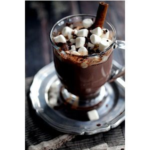 Dark Chocolate Hot Coffee
