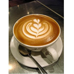 Latte Hot Coffee