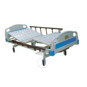 Hospital Bed TWO Revolving Levers