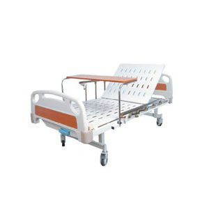 Hospital bed one revolving