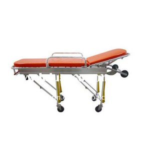 Patient Stretcher CUM trolley