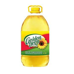 Golden Drop SunFlower Oil