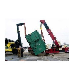 Industrial Machinery load unload