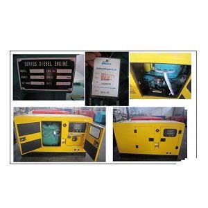 MKJ 30kva Brand New Generator Weichai