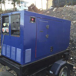 SDMO Generator 30kva Recondition