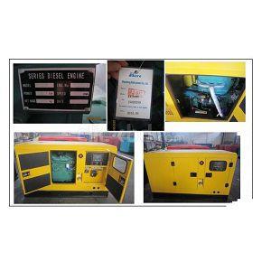 Weichai MKJ 30kva Brand New Generator
