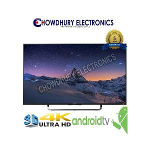Sony Bravia 75 Inch  X8500C 4K 3D Android LED TV