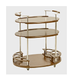 Hatil Tea Trolley HCL 223.107.2.1.77