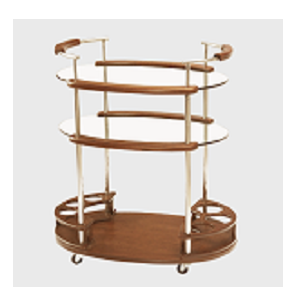 Hatil Tea Trolley HCL 223.106.8.1.77