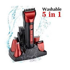 5 In 1 Shaver Rechargeable