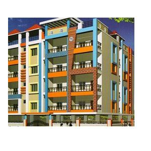 Single Unit Flat Bashundhara H