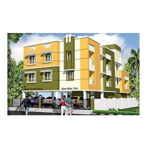 Single Unit Apt Bashundhara