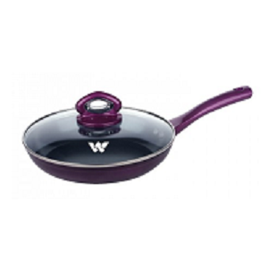 Walton Fry pan with Glass lid WCW F2604