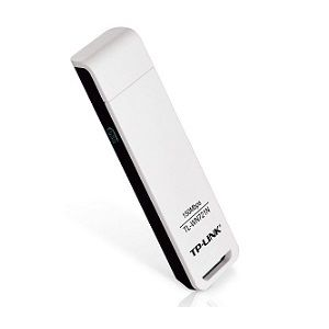 TP Link 150Mbps Wireless N USB Adapter
