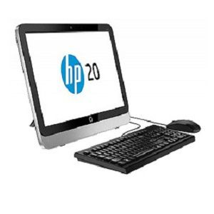 HP All In One Brand PC AIO 20 r225L Core i3 4GB RAM 19 Inch LED