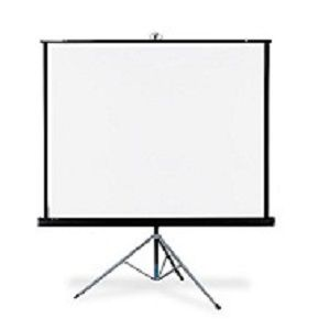 Tripod (70 x 70 Inch) Projection Screen