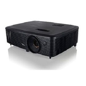 Optoma S341 SVGA 3500 Lumen Rich Color Video Projector