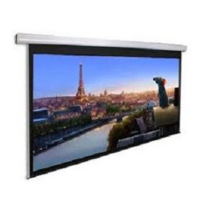 3M 144 Inch Electric Projector Screen Wide 16:9 with Remote