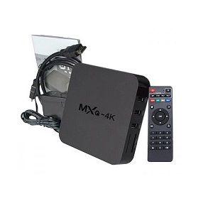 MXQ Pro 4K Quad Core 1GB RAM WiFi Smart Android TV Box