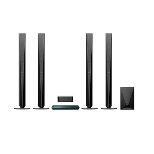 Sony BDV E6100 Home Theater System 5.1 3D Blu Ray Wi Fi NFC